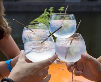 Gin tour XL by S'DAM voor groepen