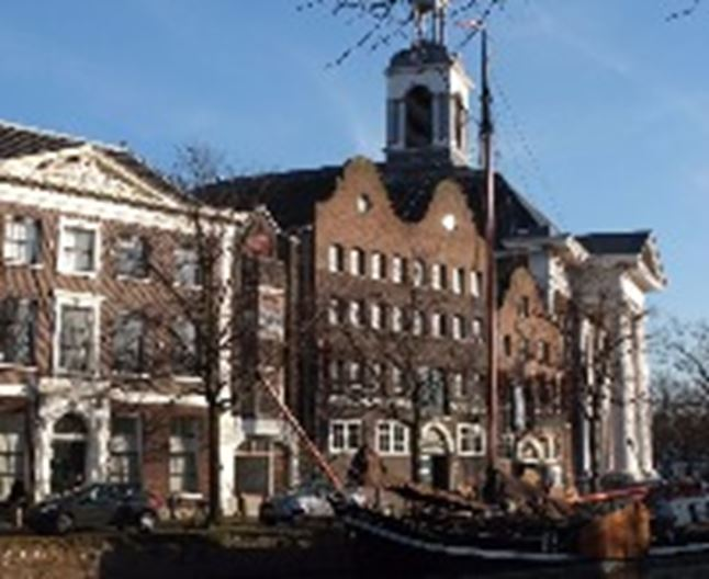 Historisch centrum: Lange Haven